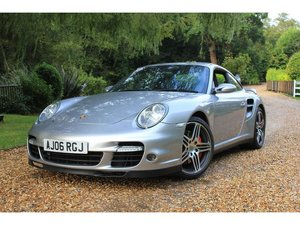 2006 Porsche 911 3.6 997 Turbo AWD 2dr INVESTMENT, MANUAL, BOSE