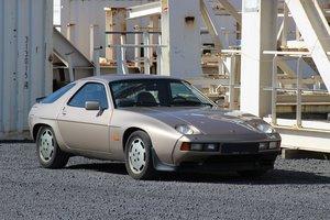 1981 Porsche 928 S  No reserve      For Sale by Auction