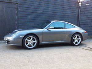 2008 PORSCHE 911/997 3.6 CARRERA 2 COUPE (GOOD SPEC: Nav,fsh ) SOLD