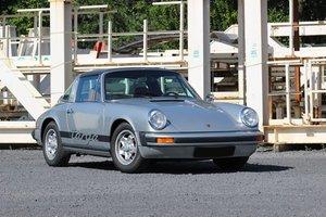 1974 Porsche 911 2,7L S Targa             For Sale by Auction