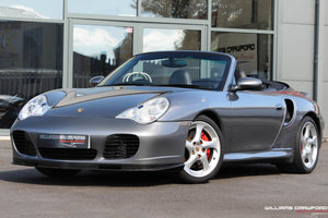 2005 Porsche 996 Turbo (X50) Tiptronic S cabriolet For Sale