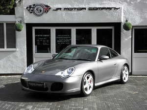 2004 Porsche 911 996 Carerra 4S Manual Coupe Only 44000 miles! For Sale