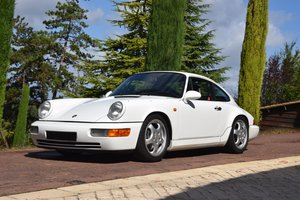 1992 Porsche 964 Carrera RS         For Sale by Auction