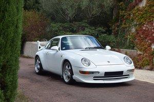 1995 Porsche 993 RS                               For Sale by Auction