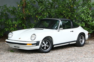 1973 Porsche 911 Carrera 2.7 ltr MFI Targa For Sale
