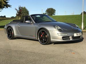2005 Porsche 997 Carrera S 3-8 6-speed For Sale