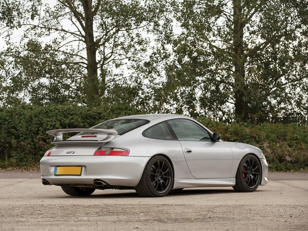 2000 Porsche 911 GT3  For Sale by Auction (picture 2 of 6)