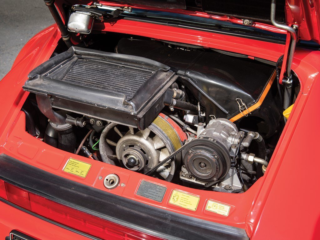 1989 Porsche 911 Turbo 3.3 Targa  For Sale by Auction (picture 3 of 6)