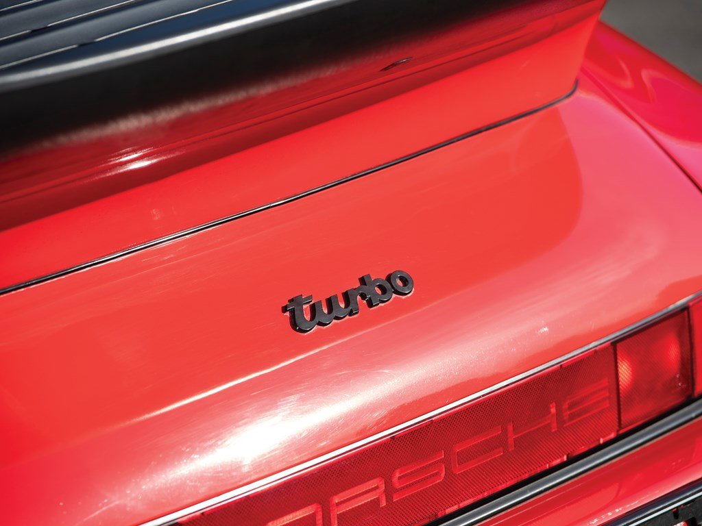 1989 Porsche 911 Turbo 3.3 Targa  For Sale by Auction (picture 6 of 6)