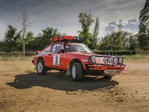 1977 Porsche 911 2.7 Safari  For Sale by Auction