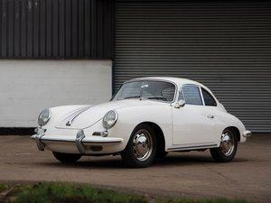 1965 Porsche 356 C 1600 C Coup by Karmann For Sale by Auction