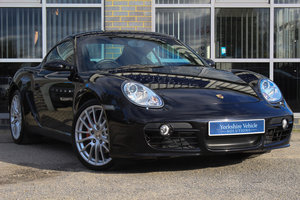 2007 07 PORSCHE CAYMAN 987 S 3.4 - SPORT CHRONO, 19 For Sale