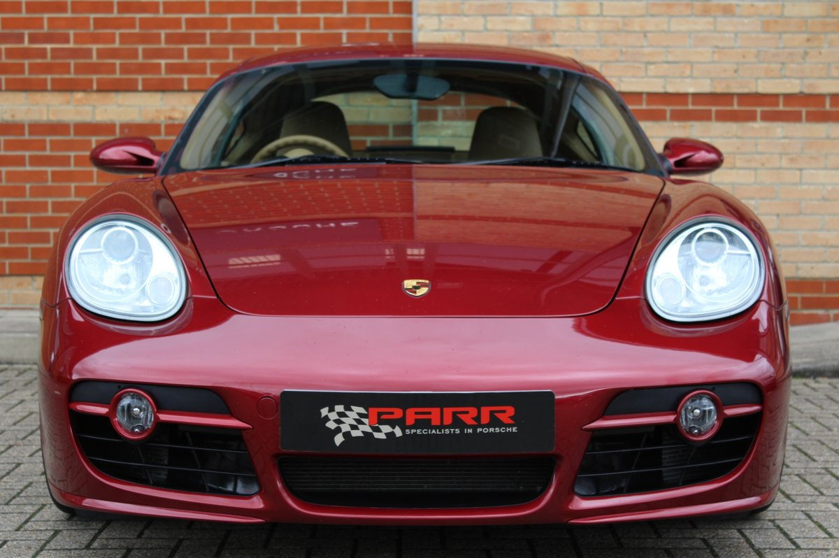 Porsche Cayman S Turbo 2008 (58) *SOLD* For Sale (picture 3 of 6)