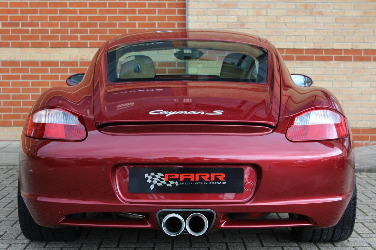 Porsche Cayman S Turbo 2008 (58) *SOLD* For Sale (picture 4 of 6)