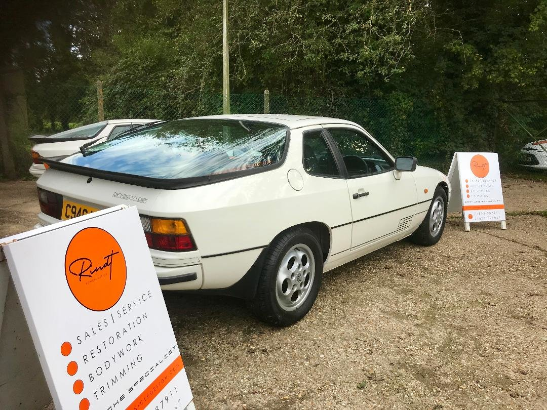 1986 Porsche 924 S ...Huge Service History..New Sills both sides  For Sale (picture 8 of 21)