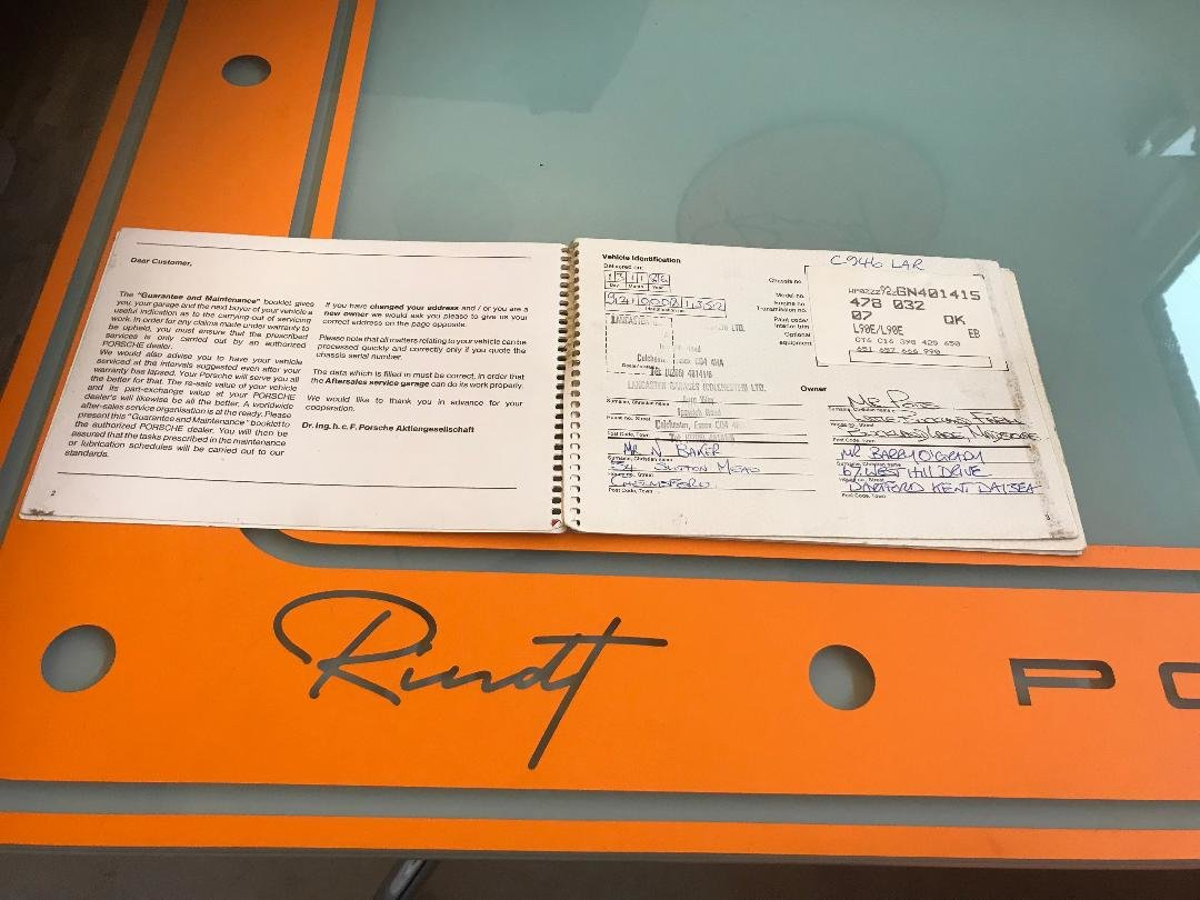 1986 Porsche 924 S ...Huge Service History..New Sills both sides  For Sale (picture 12 of 21)