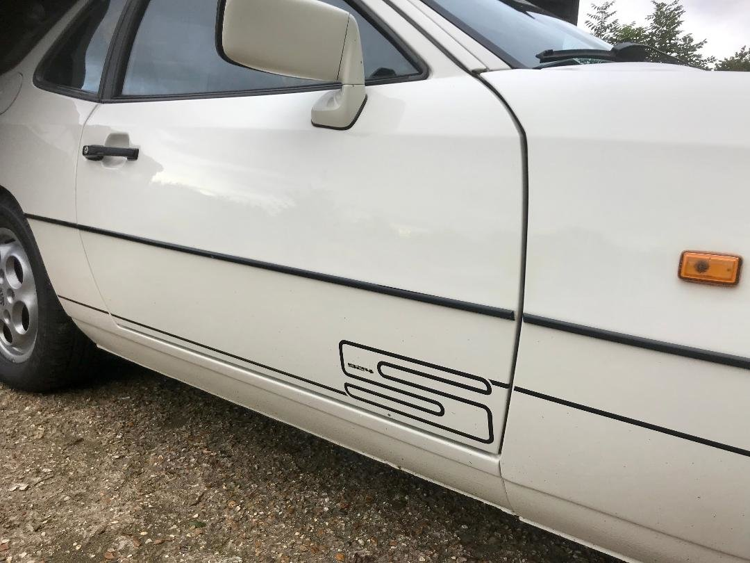 1986 Porsche 924 S ...Huge Service History..New Sills both sides  For Sale (picture 16 of 21)