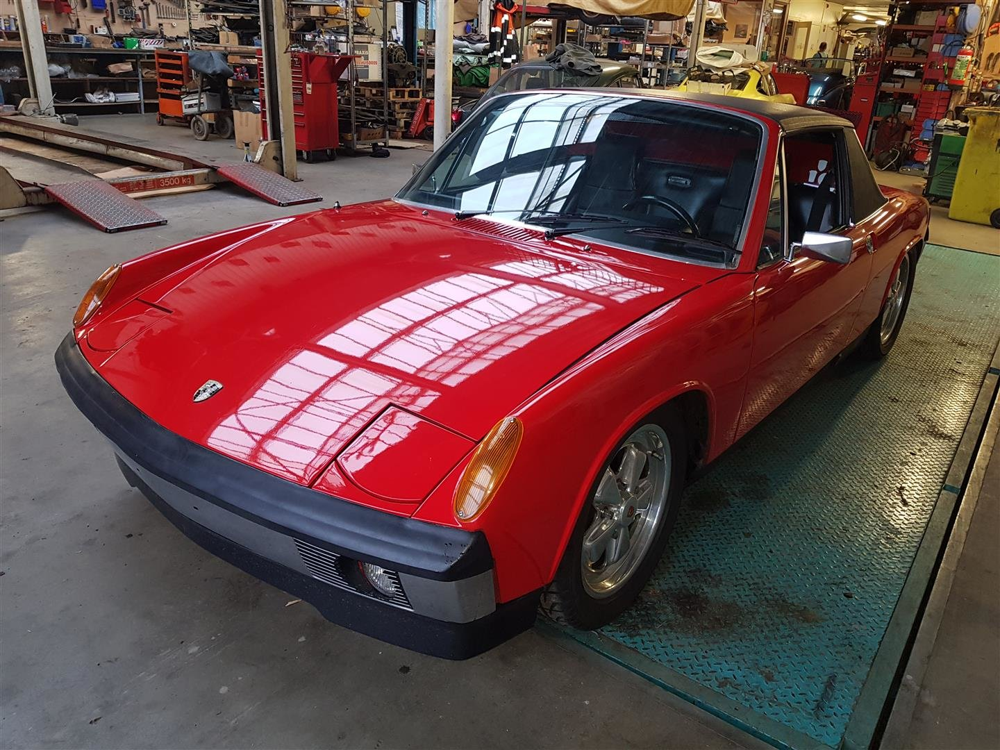 1971 Porsche 914 '71 (very nice!) For Sale (picture 6 of 6)