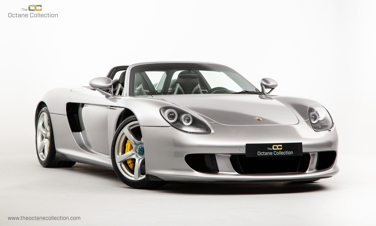 2004 PORSCHE CARRERA GT // SUPERB USEABLE CGT // 65K MILES Wanted (picture 1 of 6)