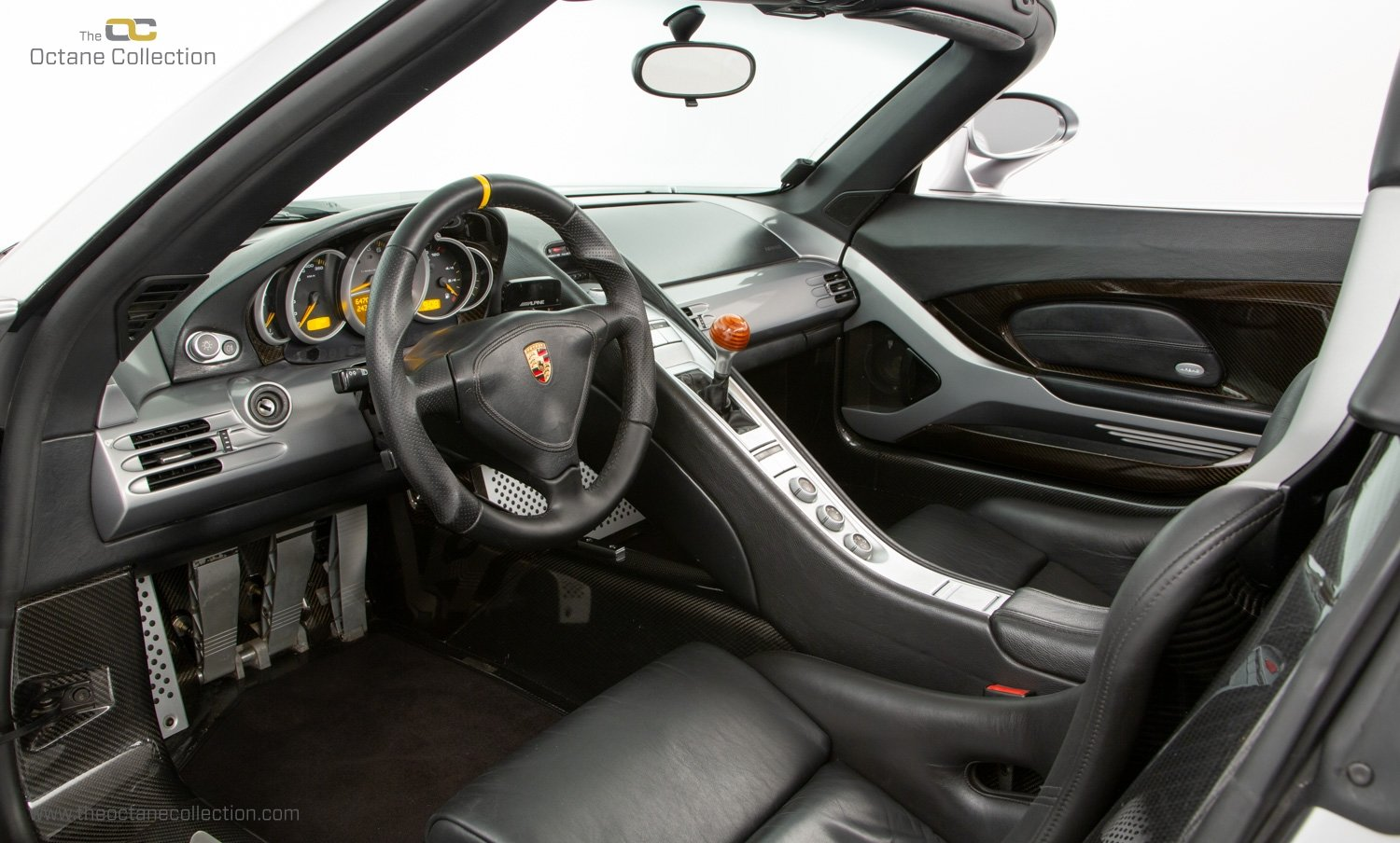 2004 PORSCHE CARRERA GT // SUPERB USEABLE CGT // 65K MILES Wanted (picture 4 of 6)
