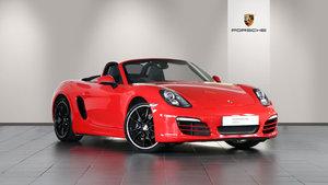 2014 Porsche Boxster For Sale