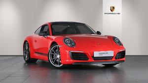 2018 Porsche 911 Carrera T For Sale