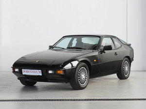 1985 Porsche 924 (ohne Limit/ no reserve)
