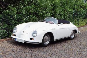1957 Porsche 356 A T1 1600 Speedster