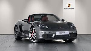 2018 Porsche 718 Boxster S For Sale