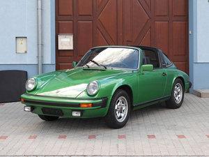 1977 Porsche 911 2.7 Targa