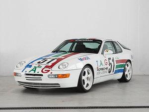 1993 Porsche 968 Club Sport -ohne Limit/no reserve