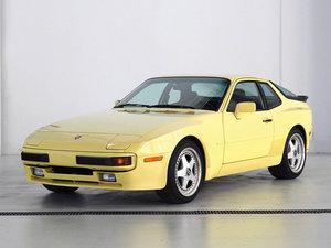 1987 Porsche 944 S Targa (ohne Limit/ no reserve) For Sale by Auction