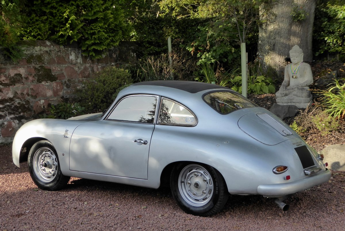 1958 Porsche 356A Right Hand Drive  For Sale (picture 1 of 6)