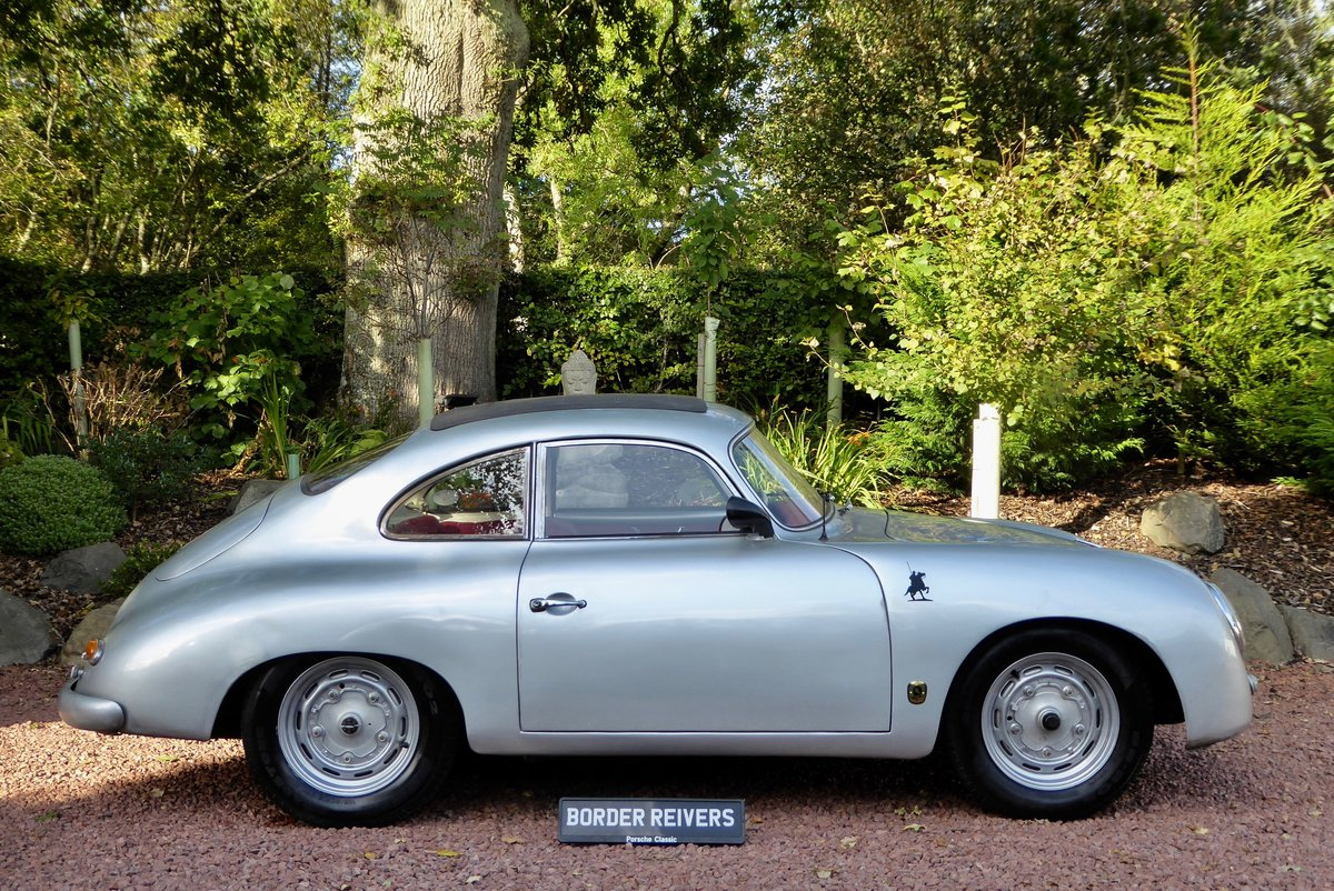 1958 Porsche 356A Right Hand Drive  For Sale (picture 2 of 6)