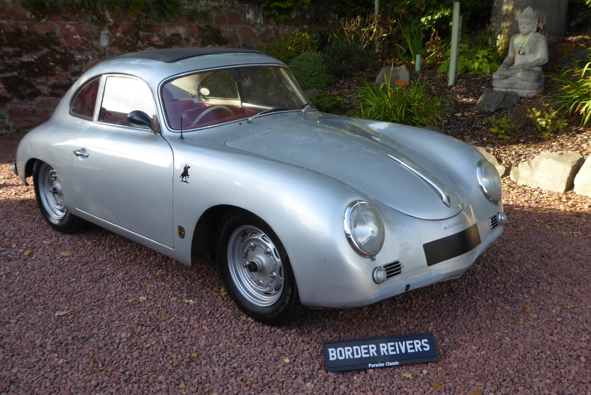 1958 Porsche 356A Right Hand Drive  For Sale (picture 3 of 6)