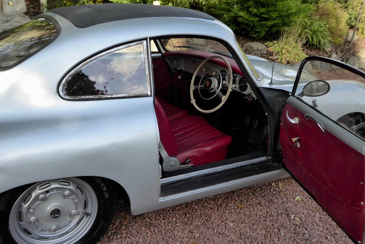 1958 Porsche 356A Right Hand Drive  For Sale (picture 4 of 6)