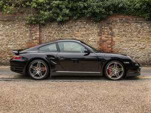 2006 Porsche  911 Turbo 997  (997) Turbo Coupe - 6 Speed Manual