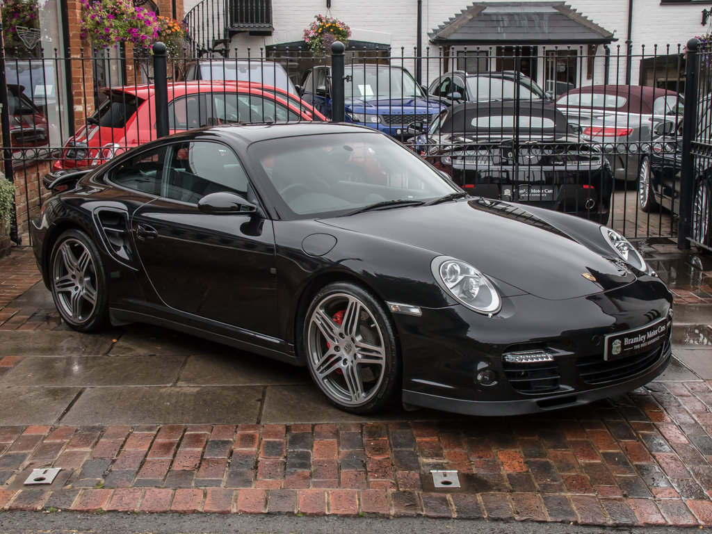 2006 Porsche  911 Turbo 997  (997) Turbo Coupe - 6 Speed Manual For Sale (picture 2 of 18)