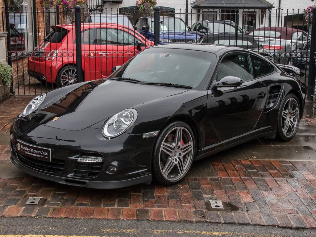 2006 Porsche  911 Turbo 997  (997) Turbo Coupe - 6 Speed Manual For Sale (picture 4 of 18)