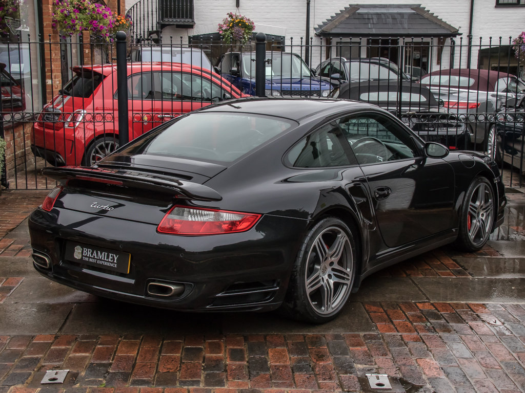 2006 Porsche  911 Turbo 997  (997) Turbo Coupe - 6 Speed Manual For Sale (picture 7 of 18)
