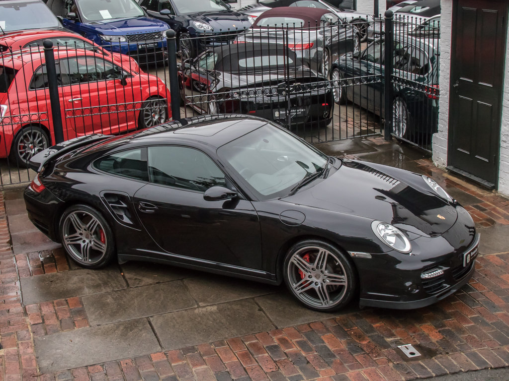 2006 Porsche  911 Turbo 997  (997) Turbo Coupe - 6 Speed Manual For Sale (picture 8 of 18)