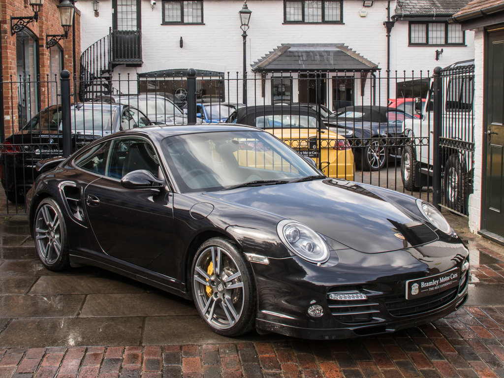2011 Porsche    (997) 911 Turbo S Coupe  For Sale (picture 2 of 18)