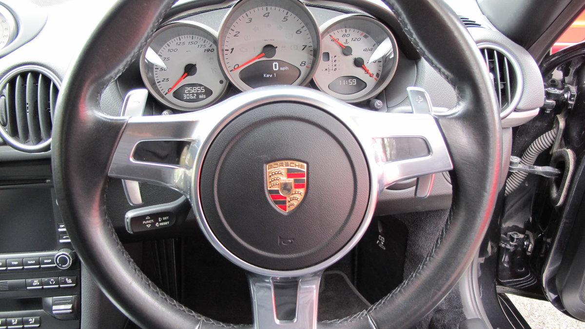 2010 Porsche Cayman (987) 3.4S Gen2 PDK Sat-Nav Sports Chrono + For Sale (picture 4 of 6)