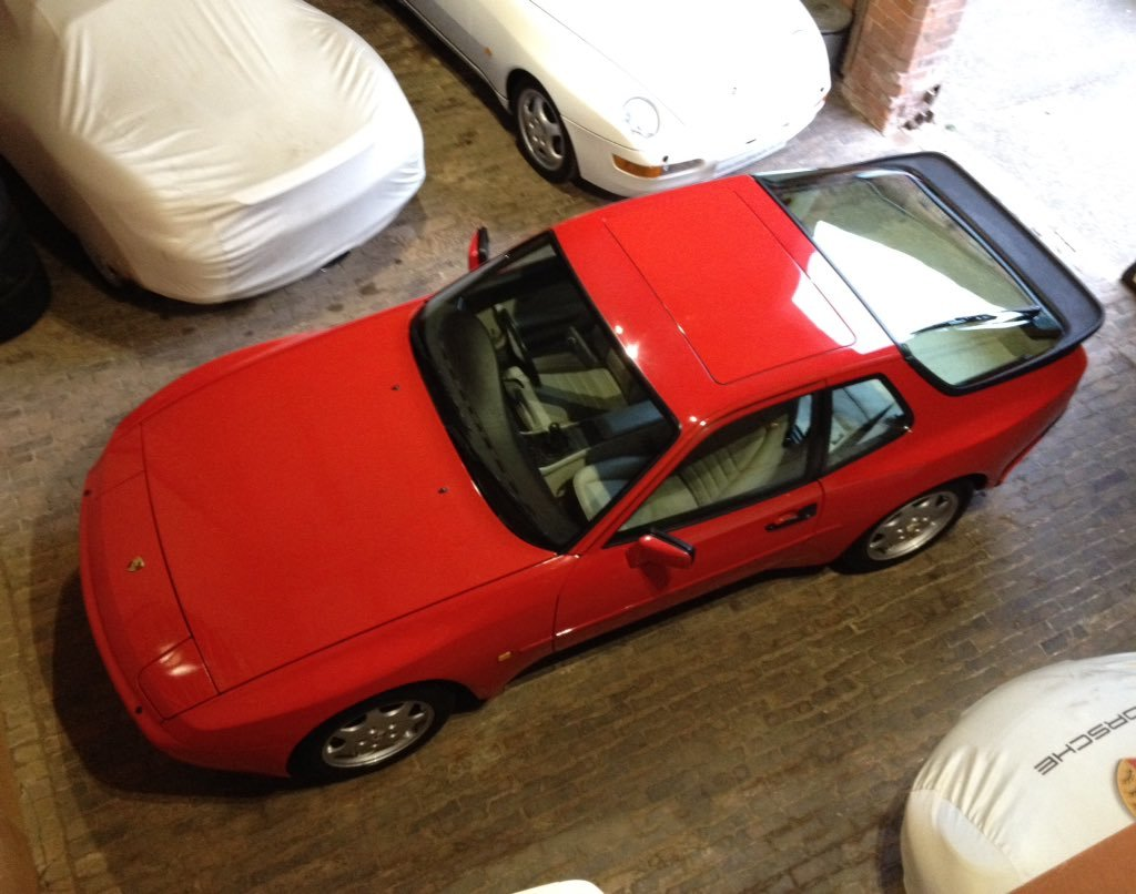 1991 Porsche 944 S2 For Sale (picture 1 of 6)