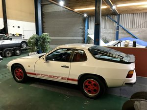 1987 Porsche 924 S 2.5L Only 57,800miles