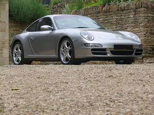 2007 Porsche 911 Carrera 4S (997), One owner,