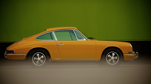1967 Porsche 912 Lovely WITH GREAT HISTORY