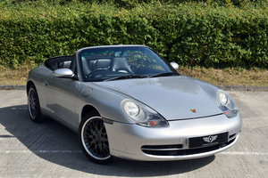 2001 Porsche 911 3.4 Carrera Convertible Tip S For Sale