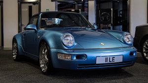 1993 Porsche 911 964 V Rare C2 Cabriolet Turbo Widebody For Sale