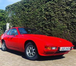 1978 Porsche 924 restored, beautiful, very early. For Sale